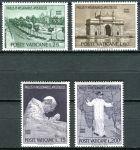 (1964) MiNr. 467 - 470 ** - Vatikán - Návštěva papeže Pavla VI na Eucharistickém světovém kongresu
