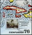 (1976) MiNr. 2175 - Block 48 - O - Kuba - Obrazy na známkách