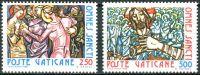 (1980) MiNr. 775 - 776 ** - Vatikán - svátek Všech svatých