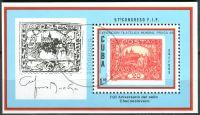 (1988) MiNr. 3218 - Block 112 - O - Kuba - Mezinárodní výstava poštovních známek PRAGA '88, Praha