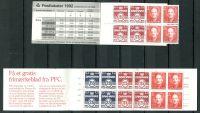 (1990) MiNr. 966 + 964 + 963 ** - Dánsko - ZS - Královna Margrethe II