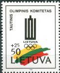 (1992) MiNr. 496 ** - Litva - Olympijské hry
