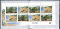 (1999) MiNr. 927 - 928 ** - Kypr (řecký) - ZS (MH1) - Europa: Příroda a národní parky