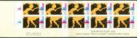 (2003) MiNr. 4593 - 4594 ** - Bulgarien - Markenheftchen - Europa: Plakatkunst
