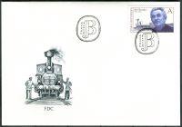 (2018) FDC 958 - Česká republika - Tradice české známkové tvorby
