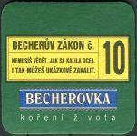 Becherovka - Becherův zákon č. 10
