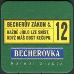 Becherovka - Becherův zákon č. 12