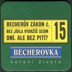 Becherovka - Becherův zákon č. 15