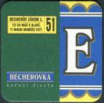 Becherovka - Becherův zákon č. 51 - E