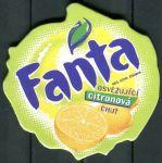 Fanta - Osvěžující citronová chuť
