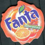 Fanta - Osvěžující pomerančová chuť