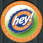 Radio hey! - Brno 96,8