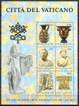 (1983) MiNr. 820 - 825 ** - BLOCK 5 - Vatikán - Výstava vatikánských uměleckých děl v USA