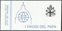 (1984) MH-12 ** - Vatikán - ZS - Světové cesty papeže Jana Pavla II