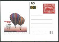 (2008) CDV 122 ** - Balonová pošta - Praga 2008