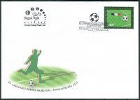 (2016) FDC MiNr. 5825 O - Maďarsko - Mistrovství Evropy ve fotbale, Francie