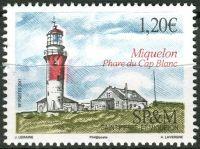 (2017) MiNr. 1284 ** - Saint Pierre a Miquelon - Majáky