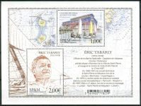 (2017) MiNr. 1285 - 1286 ** - Saint Pierre a Miquelon - BLOCK 31 - Eric Tabarly