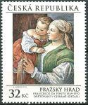 (2018) č. 980**- Česká republika - Pražský hrad - Francesco da Ponte