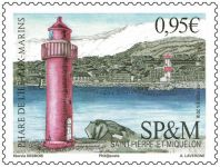 (2018) MiNr. 1303 ** - Saint Pierre a Miquelon - Maják