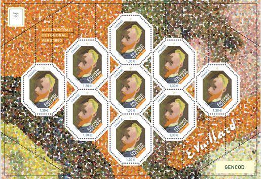 (2018) MiNr. 7043 ** - Francie - PL - 150. narozeniny Jean Edouard Vuillard