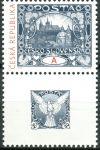 (2018) MiNr. 963 **- Česká republika - K1D - A. Mucha - Hradčany