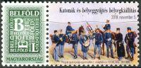 (2018) MiNr.  ** - Maďarsko - Vojáci a Sbírka známek
