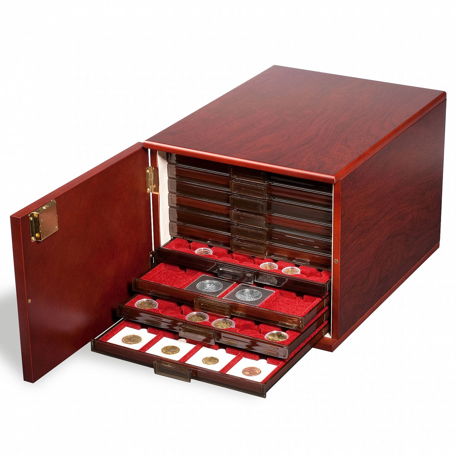 Box Kabinett na 10 mincovních plat MB nebo 6 plat MB-XL