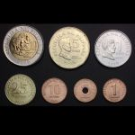 Philippines - Set of 7 coins (2005-2011) UNC