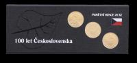 Mincovní kazeta na příl. mince 20 Kč (2018) - Česká republika