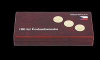 Mincovní pouzdro VOLTERRA na příl. mince 20 Kč (2018) - Česká rep.