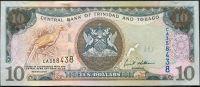 Trinidad a Tobago (P 48a.1) - 10 dolarů (2006) - UNC