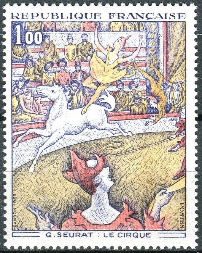 (1969) MiNr. 1687 ** - Francie - Umění