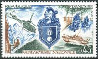 (1970) MiNr. 1695 ** - Francie - Francouzské četnictvo
