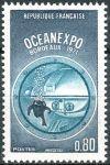 (1971) MiNr. 1740 ** - Francie - Výstava OCEANEXPO, Bordeaux
