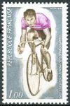 (1972) MiNr. 1804 ** - Francie - Mistrovství světa v cyklistice