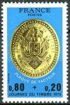 (1975) MiNr. 1911 ** - Frankreich - Tag der Briefmarke