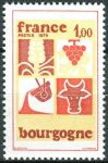 (1975) MiNr. 1936 ** - Francie - Regiony Francie - Burgundsko