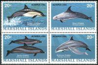 (1984) MiNr. 19 - 22 ** - Marshallovy ostrovy - 4-bl - Mezinárodní výstava poštovních známek AUSIPEX