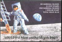 (1989) MiNr. 237 - 243 ** - Marshallovy ostrovy - ZS - 20. výročí prvního pilotovaného přistání na M