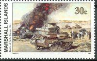 (1991) MiNr. 342 ** - Marshallovy ostrovy - Historie druhé světové války (XIX)