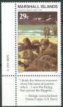 (1991) MiNr. 390 ** - Marshallovy ostrovy - Historie druhé světové války (XXVII)