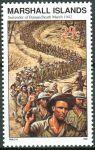 (1992) MiNr. 407 ** - Marshallovy ostrovy - Historie druhé světové války (XXXIX)