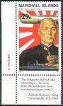 (1992) MiNr. 435 ** - Marshallovy ostrovy - Historie druhé světové války (XLVIII)