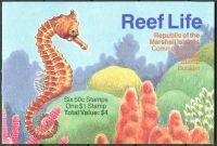(1993) MiNr. 459 - 465 ** - Marshallovy ostrovy - ZS - Život u korálového útesu: ryby