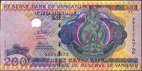 Vanuatu - (P 8b) - 200 VATU (1995) - UNC