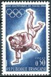 (1964) MiNr. 1486 ** - Francie - Letní olympijské hry, Tokio