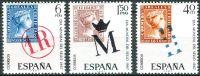 (1967) MiNr. 1685 - 1687 ** - Španělsko - Světový den známky