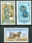 (1967) MiNr. 1720 - 1722 ** - Španělsko - 2000 let město Cáceres (Colonia Norbensis Caesarina)