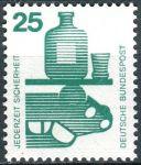 (1971) MiNr. 697 A ** - Německo - Prevence nehod (I)